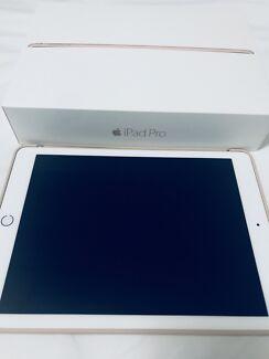 Apple iPad Pro 9.7 128GB, Rose Gold - Wifi + Cellular