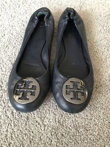 Authentic Tory Burch slippers 8