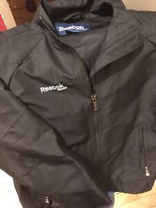 Boys Reebok hockey coat