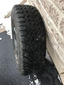 Winter Tires and rims (full set)