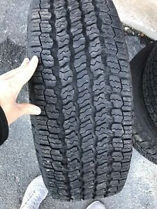 Sold PPU - Wrangler Adventure AT with Kevlar Tires 265/70/16