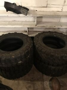 Gladiator MT 35's set of 4