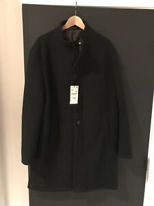 New Zara men's coat