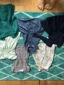 Assorted 5T and 4T dresses
