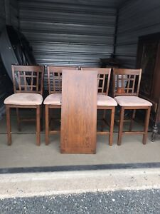 Table &chair set