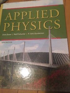 Physics book and medical guide