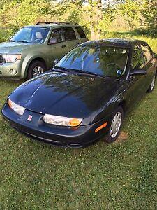 2002 Saturn SL1 Sedan