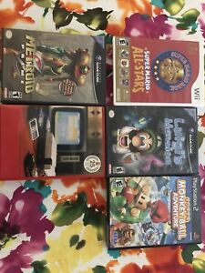 GameCube and Wii games . Ps2 game