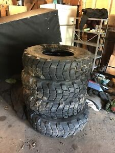 Military tires 9x16