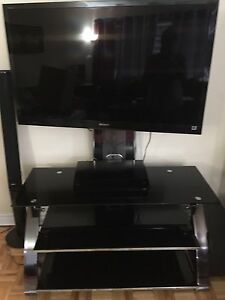 Super sale Sony 3d Tv 46inch with tv stand just for