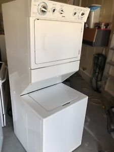 Kenmore stackable washer and dryer set -CAN DELIVER