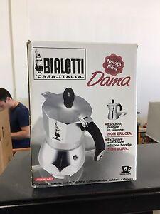 Bialetti Dama 6 cup espresso maker