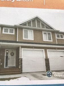 2 Bedroom Duplex for Rent in SOUTHBROOK!