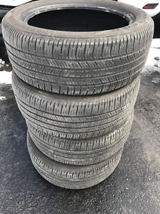225/50/18 Goodyear Eagle LS2 all seasons 85% tread