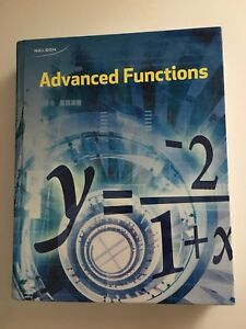 Grade 12 Advanced Functions Textbook