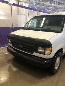 Ford E150 cargo van