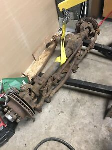 2000 ford Dana 60 front axle
