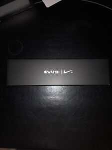 Brand New Apple Watch Series 4 Nike+ Edition