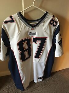 Authentic Patriots Jersey for sale