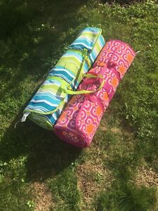 Portable beach bed things