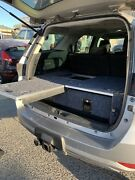 4X4 Rear Drawers with Fridge Slide and Side Wings Perth Perth City Area Preview