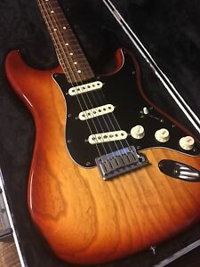 American Fender Strat Deluxe Ash ** Best Offer Today**