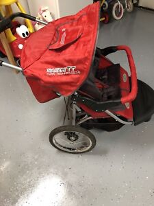 Double Stroller - mint condition