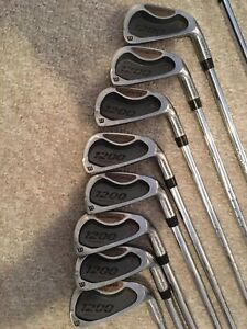 Golf clubs set Right-Handed