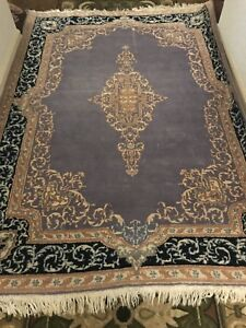 Persian handmade wool rug