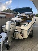 Sportsman Craft Half Cabin 4.90m 1996 Honda 4 Stroke outboard Buddina Maroochydore Area Preview