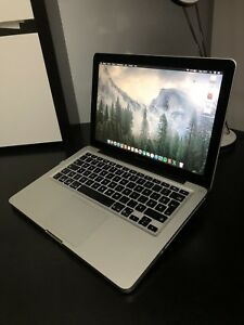 MacBook Pro i7 750GB