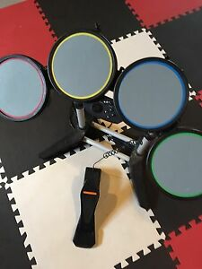 Play station drum set.