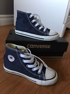 BNIB converse high tops