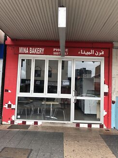 Mina bakery for sale