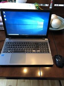 Acer E laptop 8gb RAM, 1 TB Storage