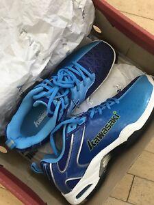 Kawasaki badminton sport  shoes(Brand new)