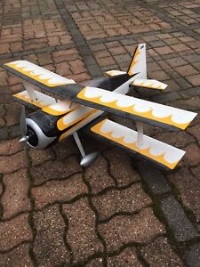 Eflite Pitts Model 12 RC Plane