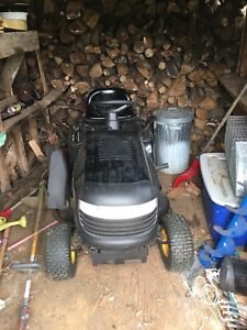 """mcculloch ride on mower 38"""""""