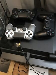 PS4 for Sale w/ Camera and Games