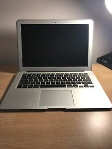 MacBook Air with warranty