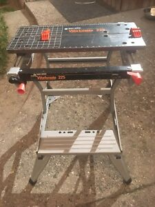 Black and Decker Workmate 225