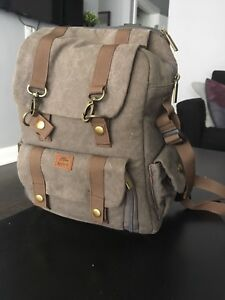ROOTS  73 flannel edition camera bag