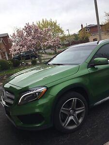 Mercedes GLA 250 lease take over