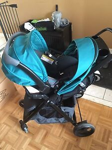 Evenflo Lux 24 travel system