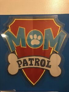 Mom Patrol Care. Licensed home daycare