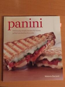 Cook book - panini; delicious simple recipes