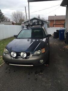 Subaru Outback H6 3.0L