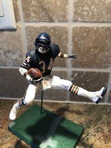 Chicago Bears/ Walter Payton McFarlane Figure