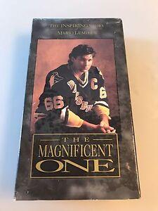 "Mario Lemieux ""The Magnificent One"""
