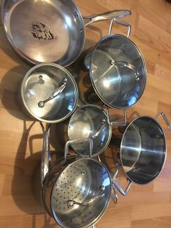 MASTERCLASS Pots and Pan
